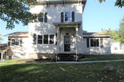 Theresa Single Family Home For Sale: 304 Main Street