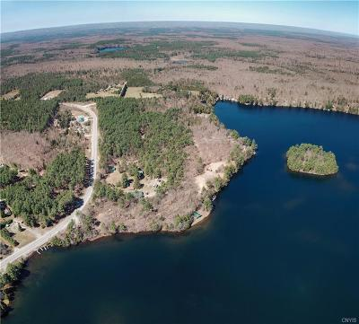 Forestport Residential Lots & Land For Sale: 34 South Shore Rd Road