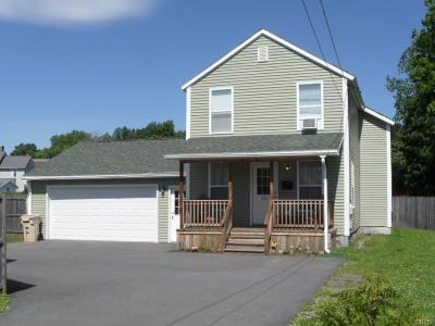 Frankfort Single Family Home Active Under Contract: 206 S Frankfort Street