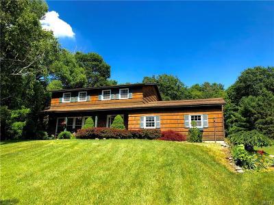 Onondaga NY Single Family Home For Sale: $259,000
