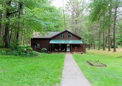 Jefferson County, Lewis County Single Family Home For Sale: 7690 N Shore Road