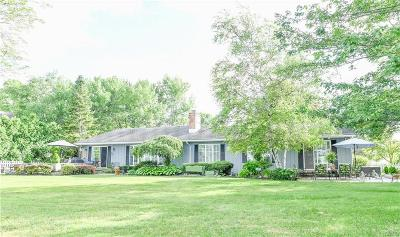 Fleming Single Family Home For Sale: 5596 Buck Point Road