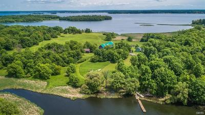 Single Family Home For Sale: 40560 Head Island Road