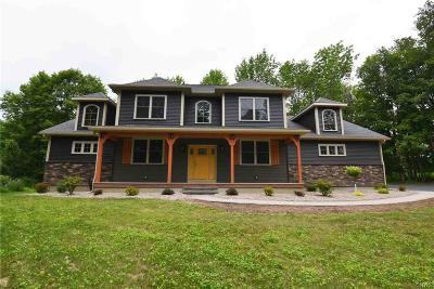 Deerfield Single Family Home For Sale: 10537 Doyle Road