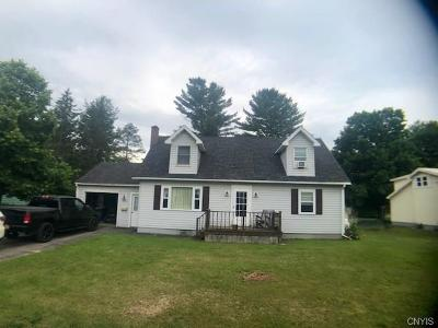 St Lawrence County Single Family Home Active Under Contract: 41 Dale Road