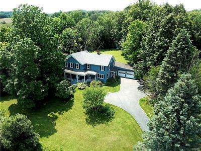 Single Family Home For Sale: 3277 Nys Route 12b