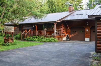 Forestport NY Single Family Home For Sale: $199,000