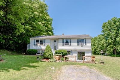 Ira Single Family Home For Sale: 2667 Wise Road
