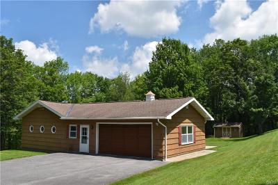 New Hartford Single Family Home For Sale: 1401 Graffenburg Road
