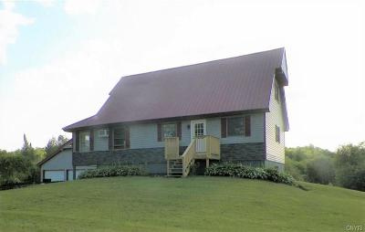 Boonville Single Family Home Active Under Contract: 8090 Kolasa Road