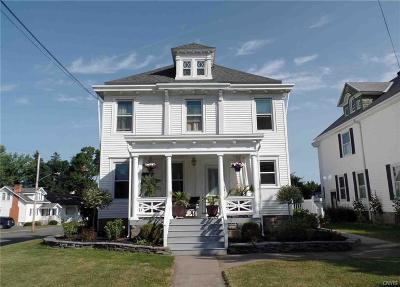 Utica Single Family Home For Sale: 2322 Genesee Street