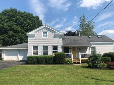 Adams Single Family Home For Sale: 13132 Us Route 11