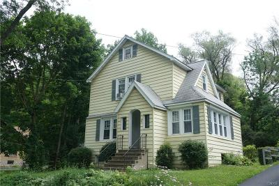 Syracuse Single Family Home For Sale: 144 Monticello Drive