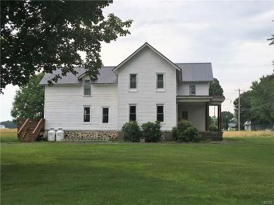 Croghan Single Family Home Active Under Contract: 5488 Naumburg Lane