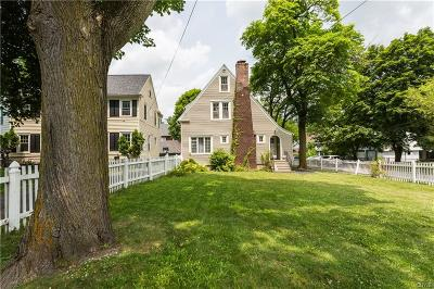 Syracuse Single Family Home Active Under Contract: 721 Salt Springs Road