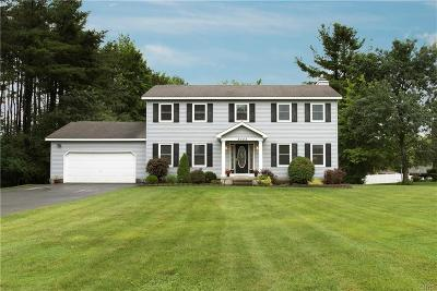 Marcy Single Family Home For Sale: 6342 Hidden Meadow Drive