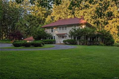 New Hartford Single Family Home For Sale: 28 Jordan Road