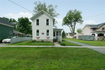 Cape Vincent Single Family Home Active Under Contract: 199 N Point Street