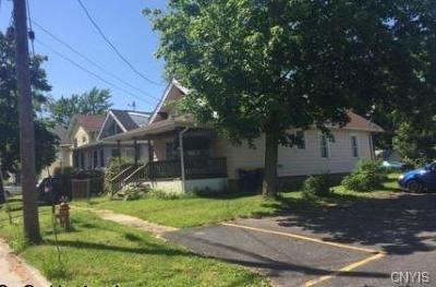 Niagara County Single Family Home For Auction: 144 Grant Street