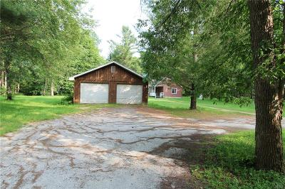 St Lawrence County Single Family Home For Sale: 410 Stone Road