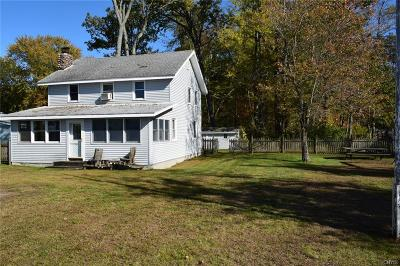 Sylvan Beach Single Family Home For Sale: 2 29th Avenue