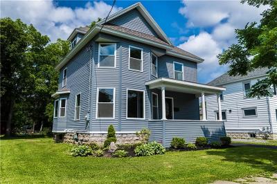 Single Family Home For Sale: 842 Myrtle Avenue