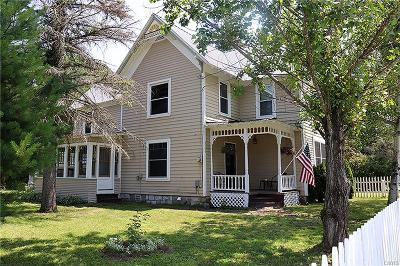 Single Family Home For Sale: 6166 River Street