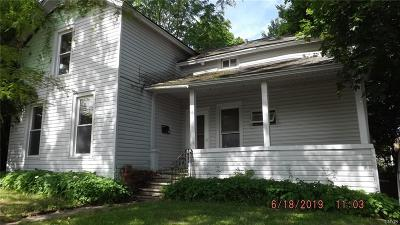 Watertown-City NY Single Family Home For Sale: $17,500