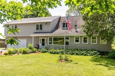 Rome Single Family Home Active Under Contract: 8246 Edwards Road #SS