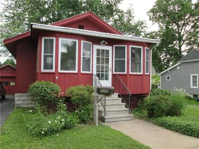 Lowville Single Family Home For Sale: 5390 Bostwick Street