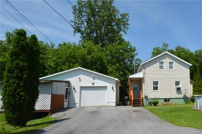 Watertown-City Single Family Home For Sale: 527 Water Street