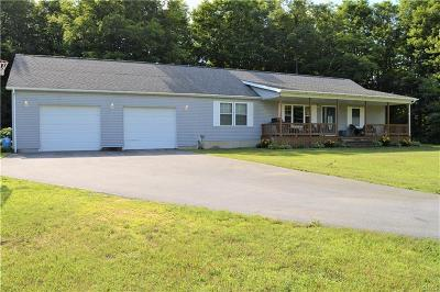 Single Family Home Pending: 27199 Backus Road