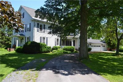 Single Family Home For Sale: 3678 Fisher Road