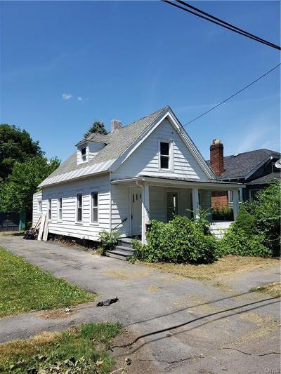 Syracuse Single Family Home For Sale: 303 Herbert Street