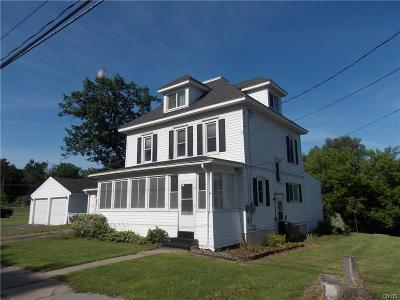 Wilna NY Single Family Home For Sale: $156,900