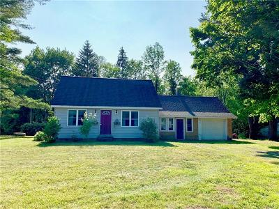 Single Family Home For Sale: 703 County Route 7