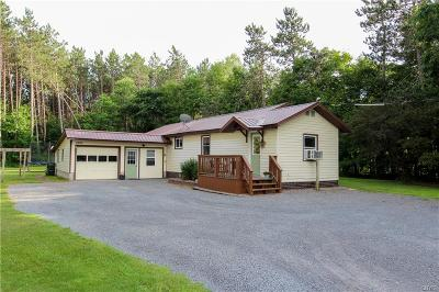 Lewis County Single Family Home Active Under Contract: 6676 Otter Creek Road