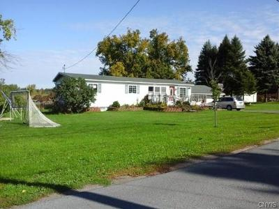 Jefferson County, Lewis County Single Family Home For Sale: 168 Howe Street