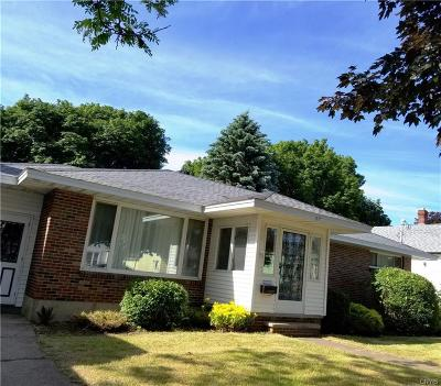 Oswego-City Single Family Home For Sale: 27 Mitchell Street