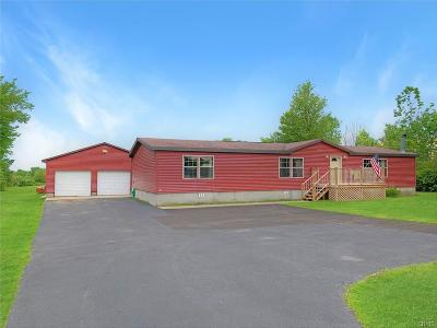 Westmoreland Single Family Home For Sale: 5137 Moore Road