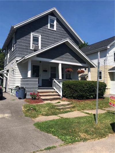 Syracuse Single Family Home For Sale: 260 Girard Avenue