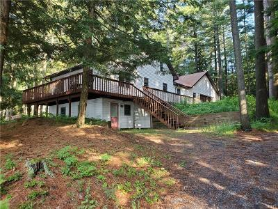 Lewis County Single Family Home For Sale: 5668 N Shore Road