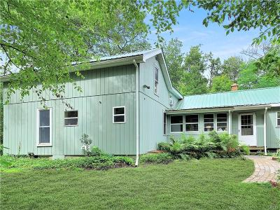 Stockbridge Single Family Home For Sale: 6681 Mosquito Point Road