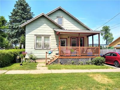 Whitestown Single Family Home For Sale: 912 Inman Place