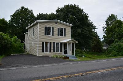 Single Family Home For Sale: 4216 Bristol Road