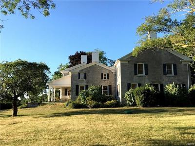 Single Family Home For Sale: 3602 Nys Route 90 North