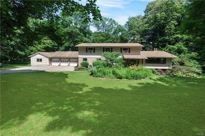 Single Family Home For Sale: 4327 Indianfield Road