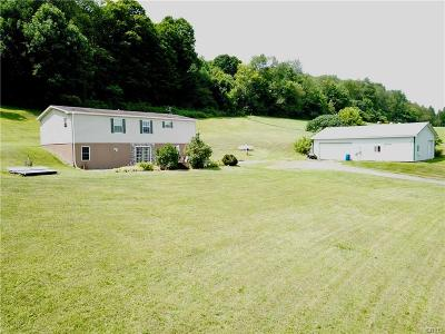 Single Family Home For Sale: 656 Peru Road