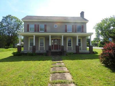 Mexico Single Family Home For Sale: 3210 Us Route 11