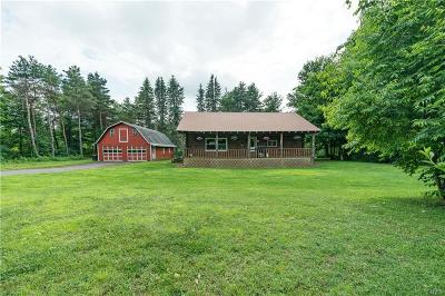 Jefferson County, Lewis County Single Family Home For Sale: 33910 Jackson Ii Road